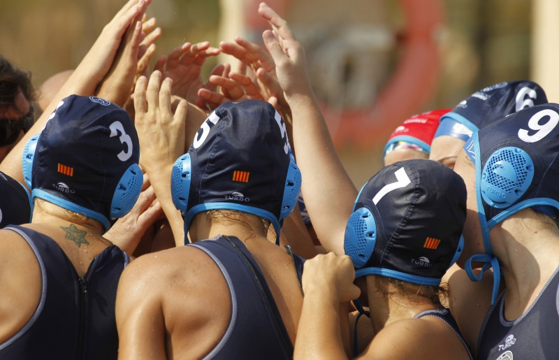 copa reina waterpolo