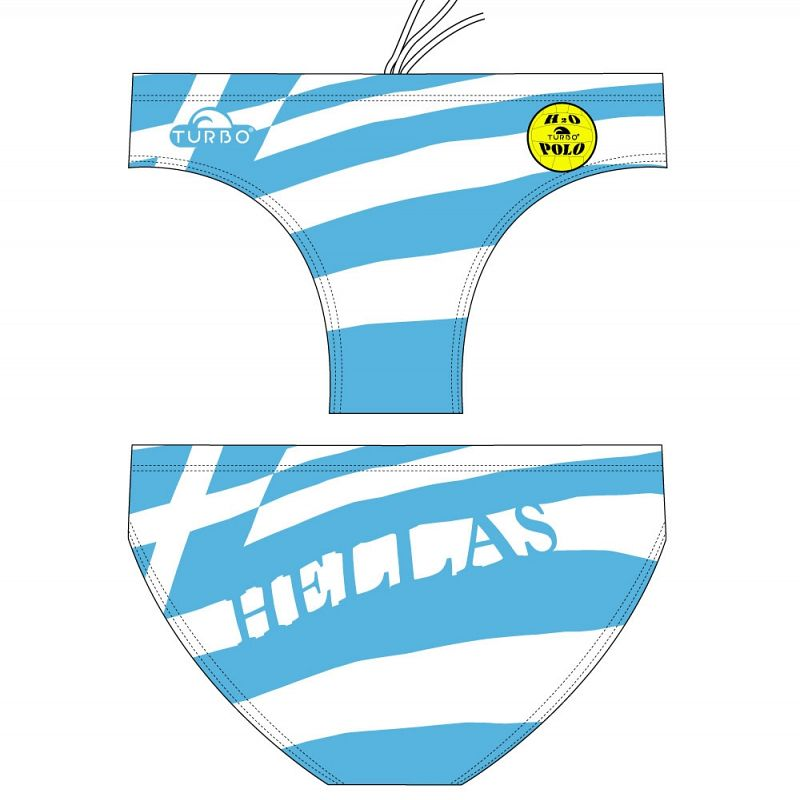 Water polo swimsuit Greece