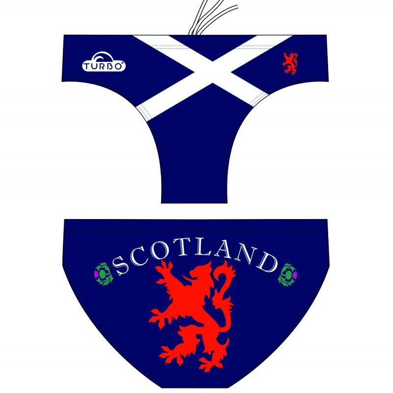 Water polo swimsuit Scotland
