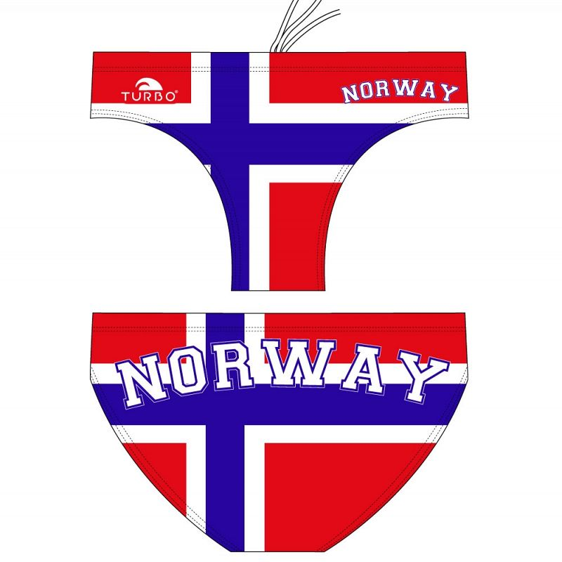 Water polo swimsuit Norway