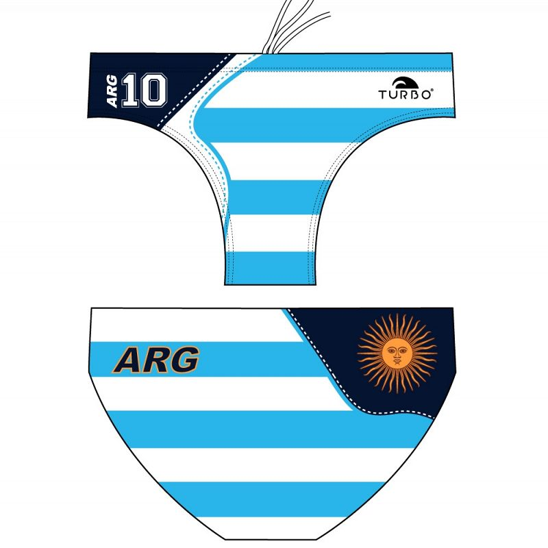 Water polo swimsuit New Argentina 10