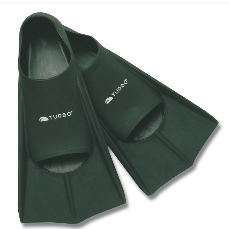 Short training fins