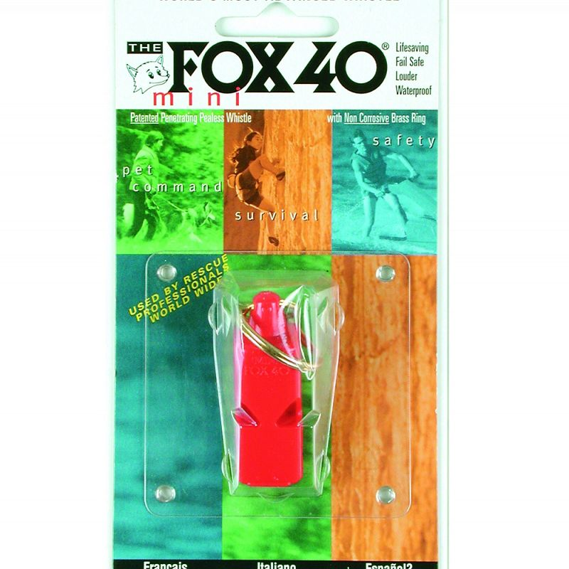 Whistle FOX 40 mini