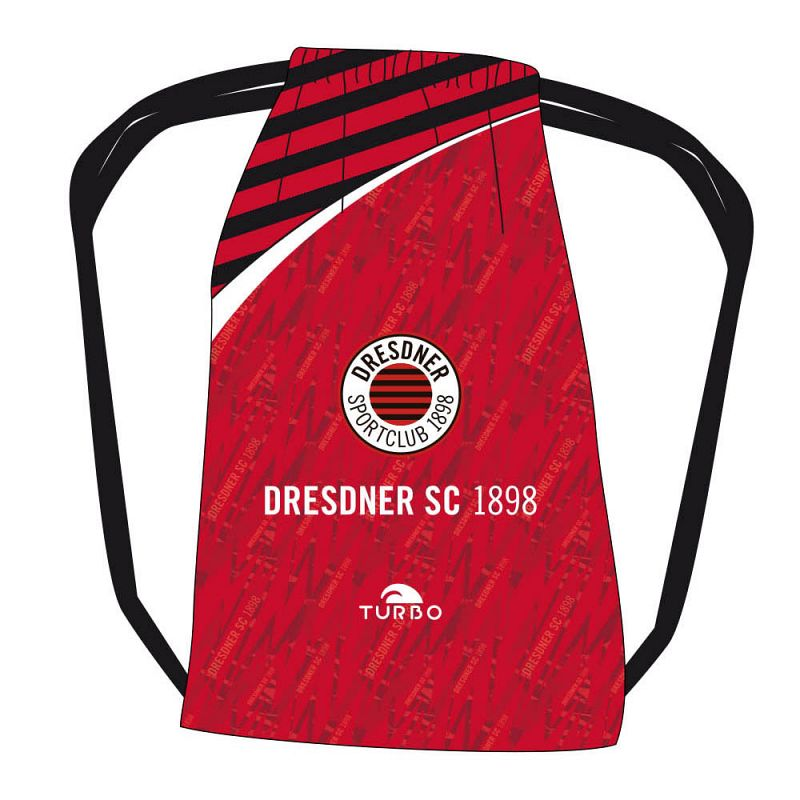 2019 Meshbag Dresdner SC red
