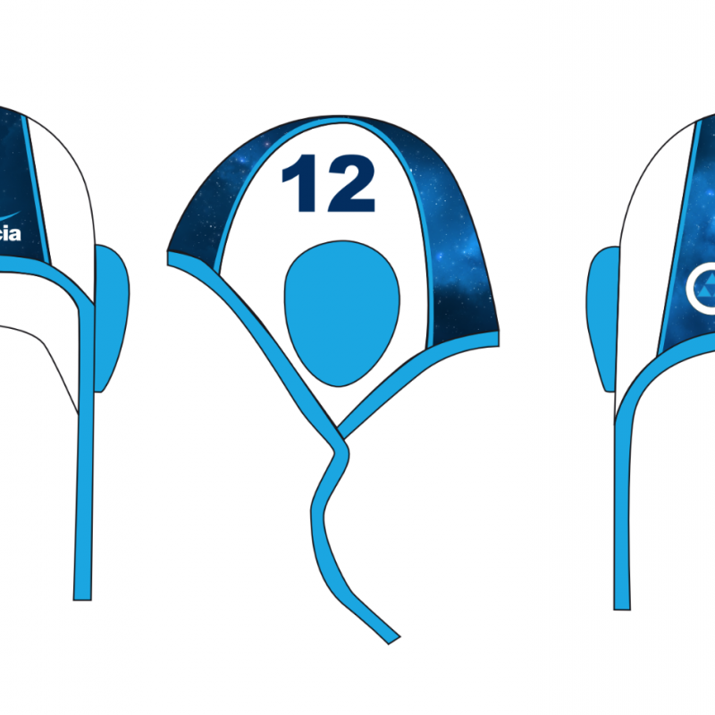 Gorro Waterpolo Brescia