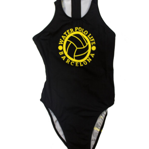 Bañador waterpolo Biwpa Woman Wp Swimsuit