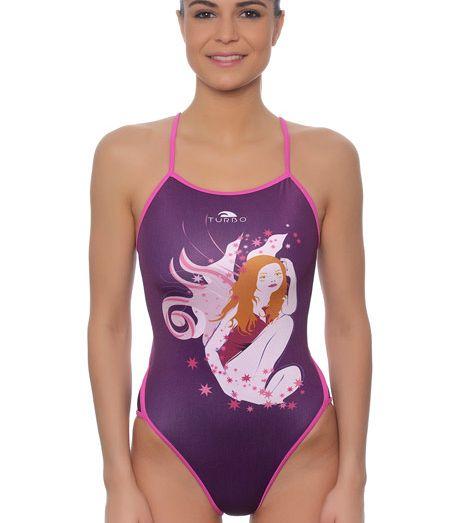 d8ebaf836c86 Bañador natación New Fairy - Turbo
